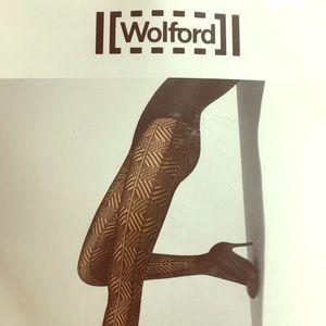 Wolford Demi Tights XS Black